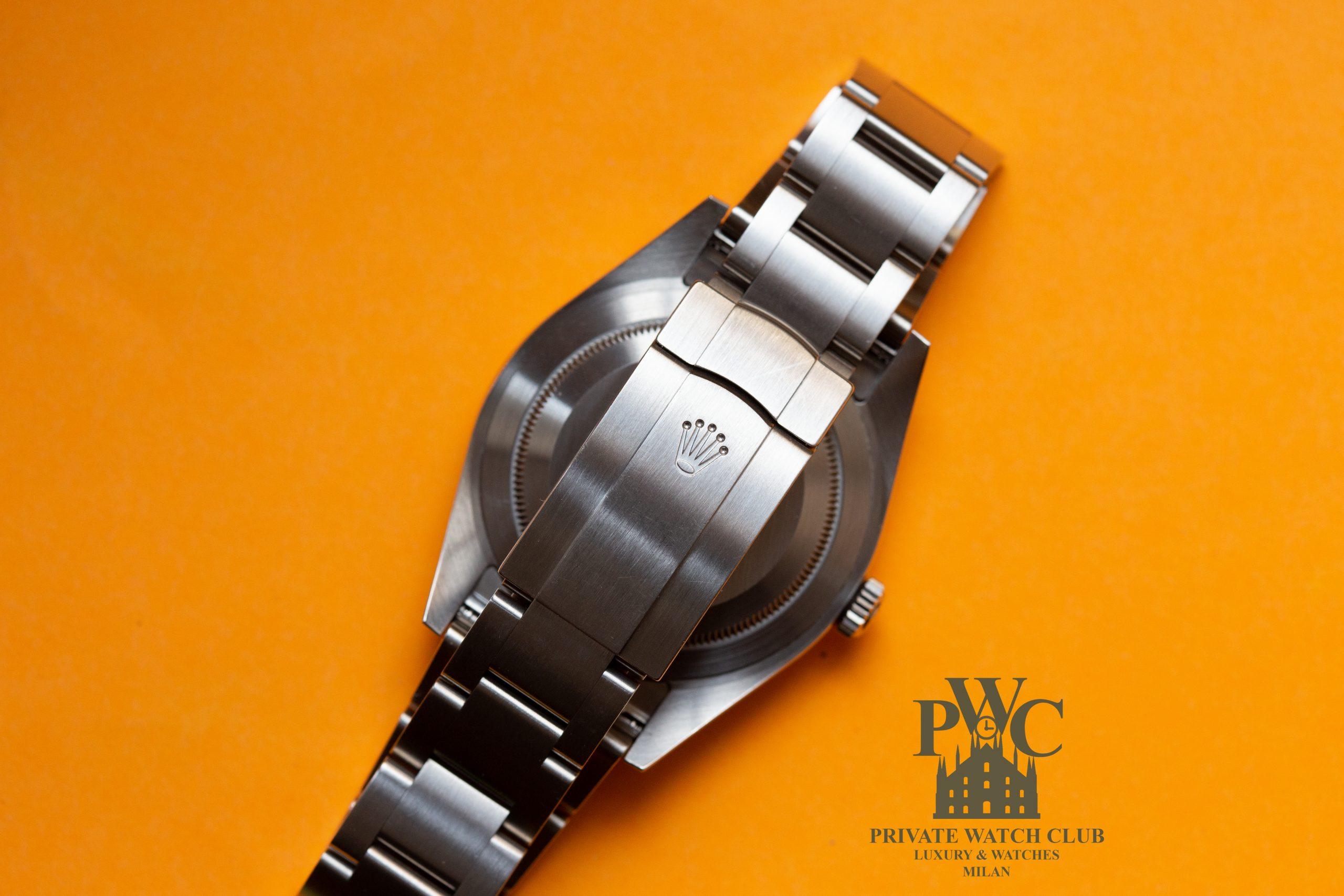 Rolex OYSTER PERPETUAL 39 - Ref. 114300 DARK - Private ...