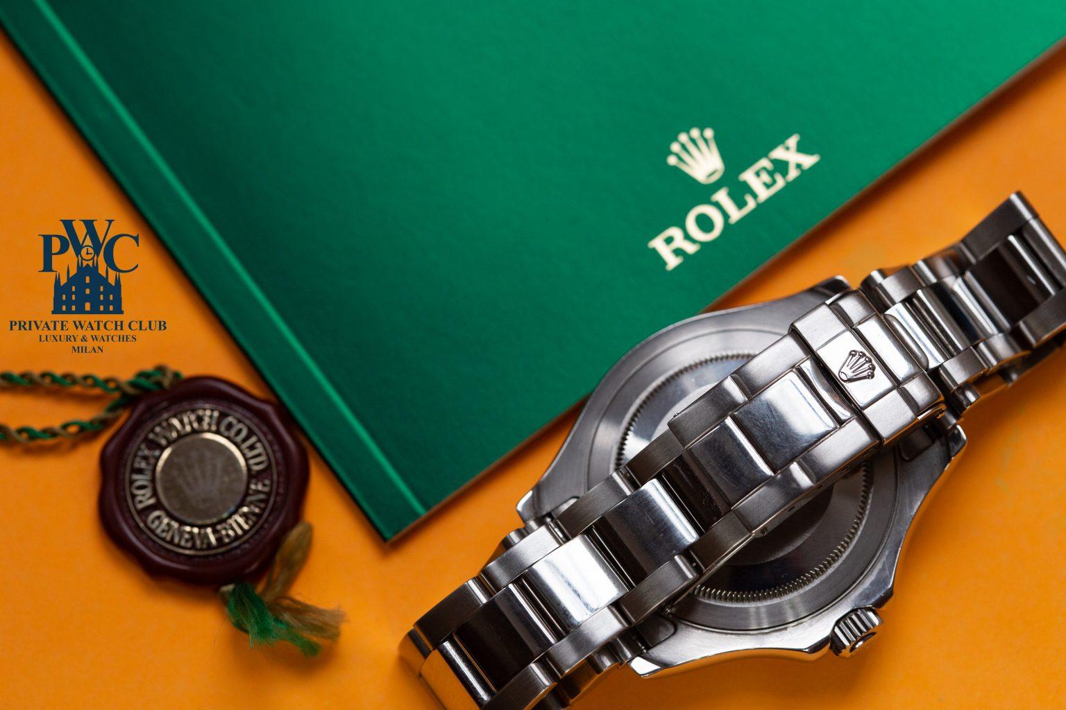 Rolex YACHT-MASTER - REF.16622 RISERVATO - Private Watch Club